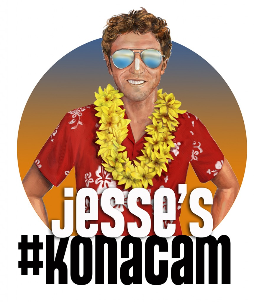 #KonaCam is sweeping the nation so much that they made a graphic for it.