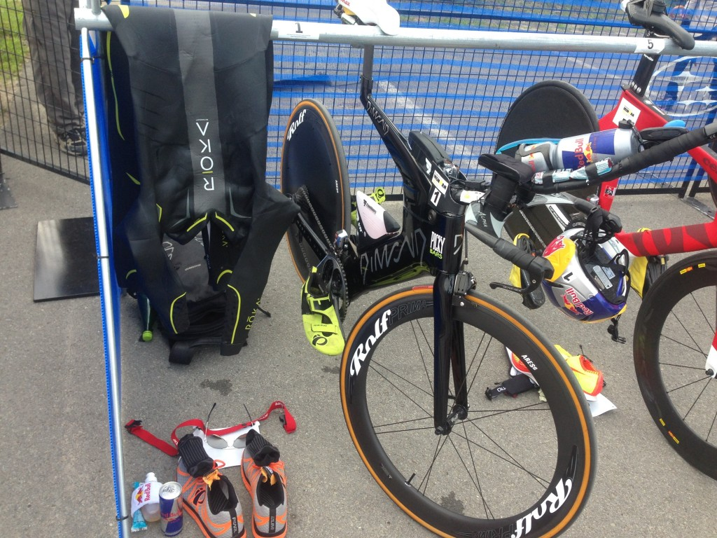 The many, many, many, awesome things necessary to race this triathlife. Thanks sponsors!