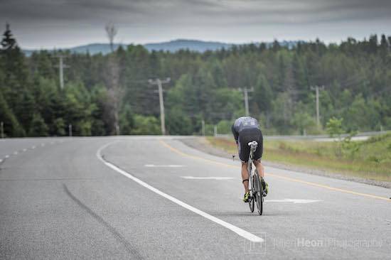 Doing work up front, but not making much progress. Julien Heon Photo.